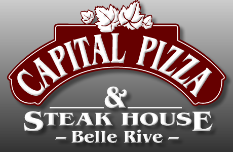 Capital Pizza and Steak House, Belle Rive